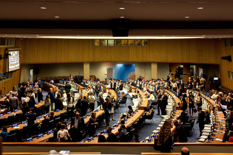 Media for Social Impact 2016 at United Nations